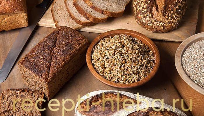 Мука для хлеба
